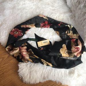 Lauren Ralph Lauren NWOT 100% silk scarf